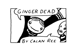 GingerDead button by Mike Jensen
