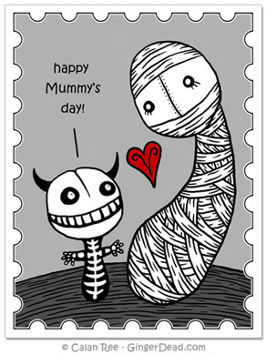 Mummy's Day by Calan Ree