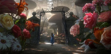 alice wonderland tim burton