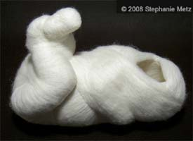 metz needle felted sculpture