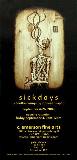 Sick Days Daniel Mrgan