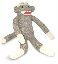 gingerdead.com » Archive » Sock Monkey Scraps