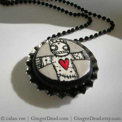 Voodoo Zombie Love Doll