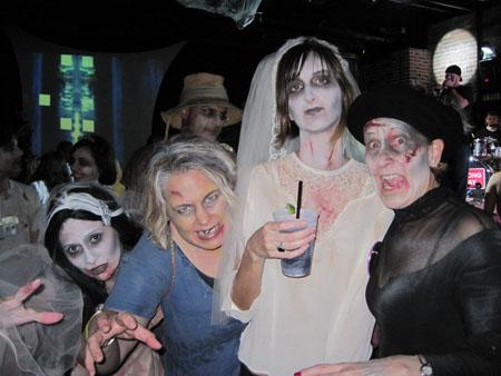 zombie artists