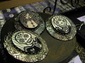 pendant / brooches by calan ree