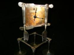 Vince Pompei Clock