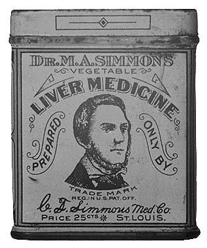 makes your liver shiny!